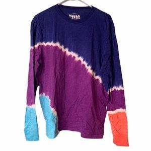 NWOT AE x Young Money Tie Dye Long Sleeve | Large